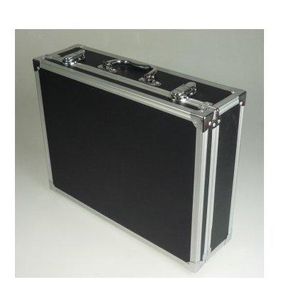 Gowe Executive Produktion Aktentasche-Aluminium Box, Illusions, Magic Tricks, Stage, Gimmick, Prop, Funny, Mentalismus -