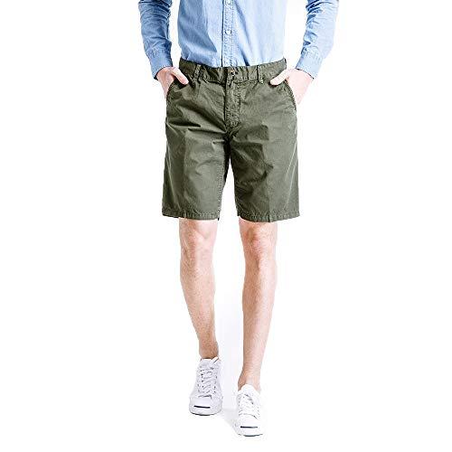 Aiserkly Herren Bermuda Shorts Herren Sport Shorts Freizeithose Kurze Hosen Cargohose Arbeitshose bis 38 -