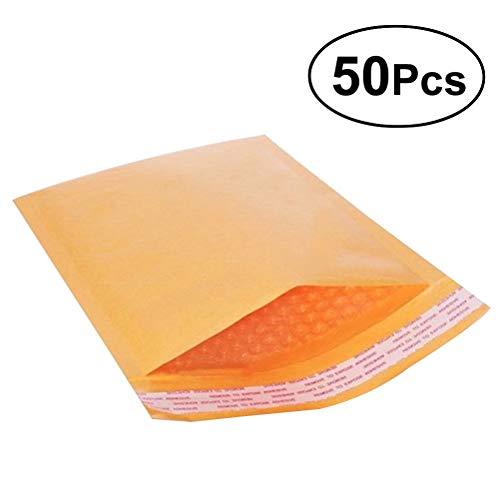 YeahiBaby Kraft Bubble Film Versandtaschen Umschlag Schock Staubbeutel mit individuell 50130x Verlaufsfilter Blase Film