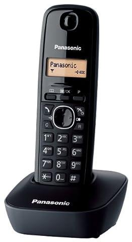 Panasonic Sans Fil Displ.Lcd Mem.50Num Noir