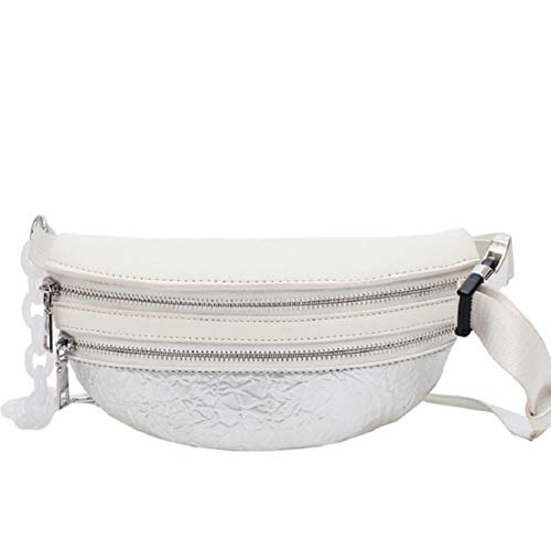 Vaycally Mischfarben-Art- und Weisefrauen-lederne Beutel-Kettenkurierbeutel-Einzelteil-Speicher-Kasten-Beutel-im Freien wandernde bewegliche Taschen -