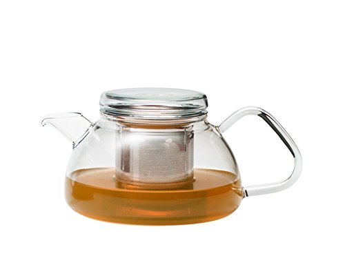 Trendglas Jena Teekanne Nova mit Edelstahlfilter 0,6 Liter