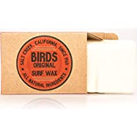 Bird's Original Californian - Cera de Surf (100% Natural, Muy apilada, 85 g)