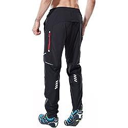 Ynport Crefreak Athletic Ciclismo pantalones de MTB Pantalones deportivos transpirables para entrenamiento deportivo al aire libre y multi