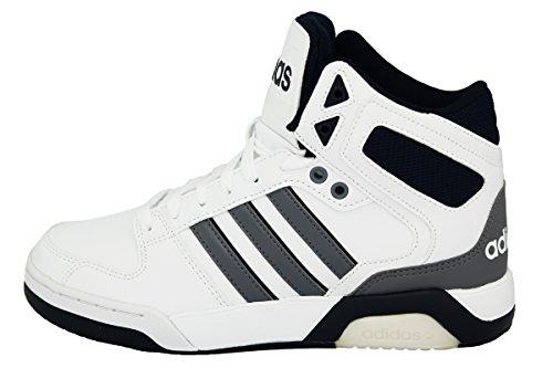 adidas Neo BB9TIS Weiss Herren Sneakers Schuhe Neu