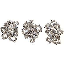 """3 tallox cadenas de sierra 3/8"""" 1,1 mm 46 eslabones 30 cm compatible con Dolmar Makita"""