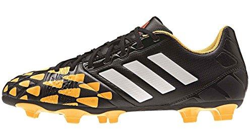 NITROCHARGE 3.0 FG BLK - Chaussures Football Homme Adidas Noir