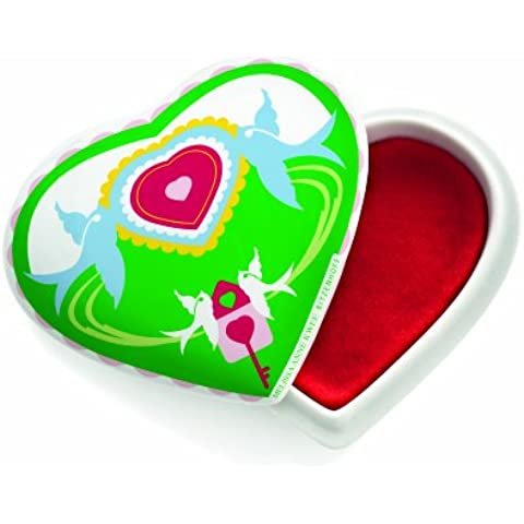 Ritzenhoff - Scrigno portagioie a forma di cuore, in porcellana - Scrigno Cuore