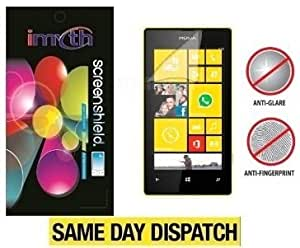 imyth *PACK OF 3* Nokia Lumia 520 Anti-Glare (Matte) Screen Protectors Retail Packed & Cloth + App. Card