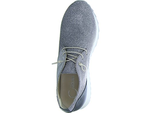 Donna Carolina 33763065, Sneaker donna Platino