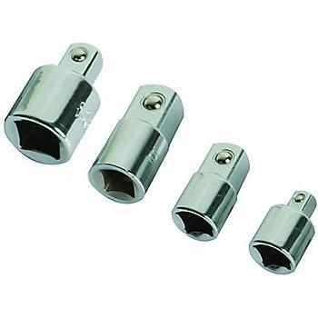 Silverline 793755 Socket Converter Set of 4