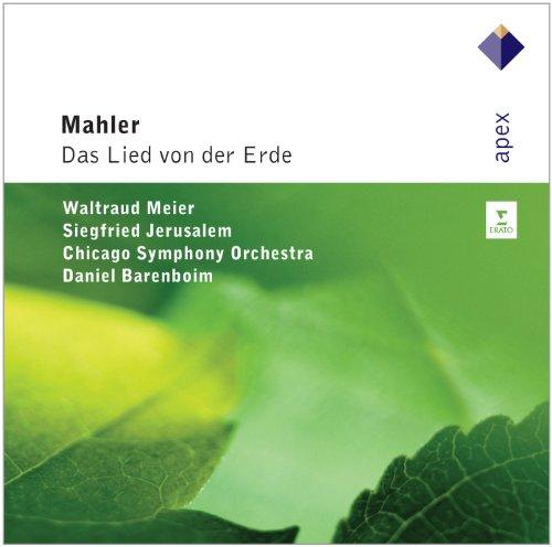 Mahler : Le Chant de La Terre (Das Lied von der Erde)