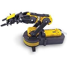 Thumbs Up! Braccio Robotico – Kit di Montaggio