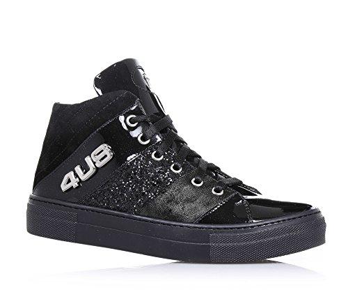 4us-cesare-paciotti-sneaker-a-lacets-noire-en-vernis-et-paillettes-made-in-italy-dhaute-qualite-fill