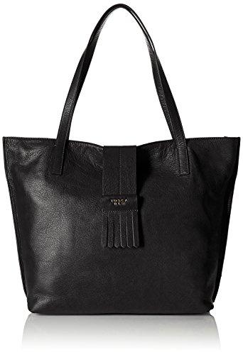 Tosca Blu - MALDIVE, Borsa shopper Donna Nero (Schwarz (BLACK C99))