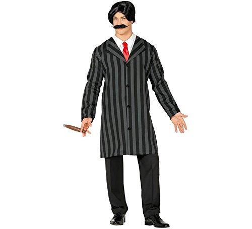 Guirca Déguisement Adulte Homme Monsieur Veste Gomez Famille Adams Halloween