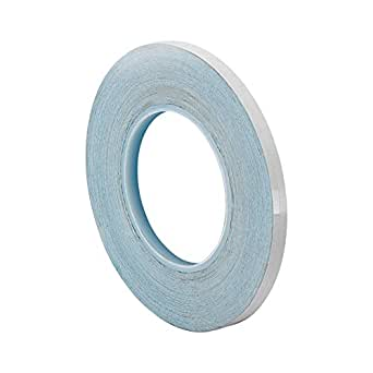 """TapeCase 3M 8810 0.375"""" x 36yd 3M 8810 White Acrylic Polymer Thermally Conductive Adhesive Transfer Tape, 0.01"""" Thickness, 36 yd. Length, 0.375"""" Width"""