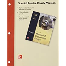 Package: Loose Leaf for Shigley's Mechanical Engineering Design with 1 Semester Connect Access Card by Richard Budynas (2013-12-12)