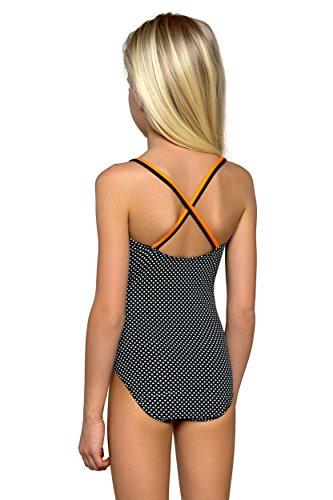 Lorin Mädchen Badeanzug Modell: 62 (Muster-v1, 146)