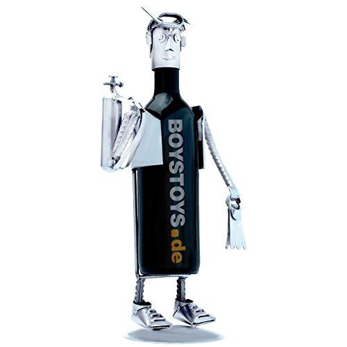 Taucher 'Tauchen' Weinflaschenhalter