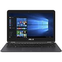 Asus Zenbook Flip UX360CA-C4215T 33,7 cm (13,3 Zoll Full HD Touch) Notebook (Intel Core i7-7Y54, 8GB RAM, 256GB SSD, Intel HD Graphics, Win 10) grau