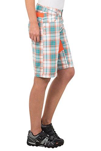 VAUDE pantalon pour femme craggy pantalon iI women's Blanc - Blanc