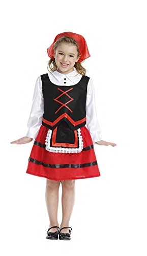 Imagen de disfraz de pastora infantil 5 6 años