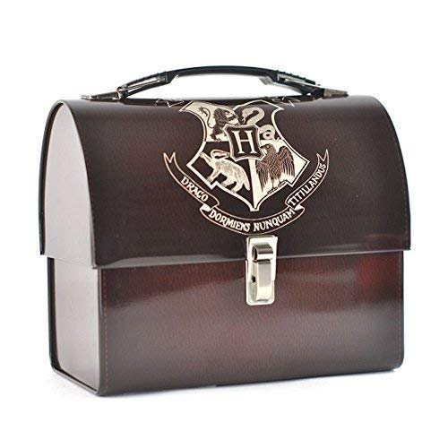 HARRY POTTER Lunch Box, métal, Marron, Standard