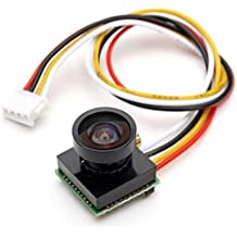 Shopystore 600Tvl 14 1.8Mm Cmos FPV 170 Degree Wide Angle Lens Camera PalNtsc