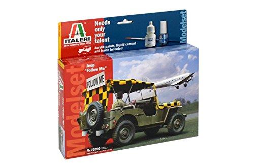 Italeri 70390 - willys jeep