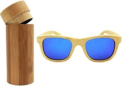 2016 Nuevos Gafas De Sol Para Hombres Y Mujeres Hechas A mano De Bambú Gafas De Madera Polarizadas