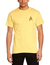 Plastic Head Men's Star Trek Command Short Sleeve T-Shirt