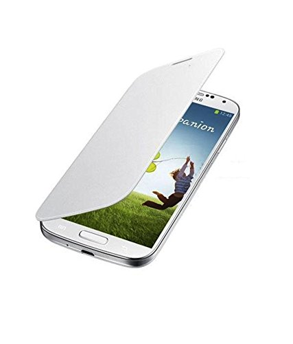 Flip Cover For Karbonn S9 Titanium- White- Teflon Bell Series