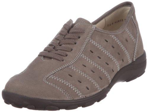Semler Luna L3045-040-005, Chaussures basses femme Gris-TR-J4-66