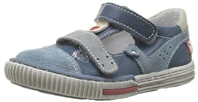 Little Mary Pic, Chaussures de ville garçon - Bleu (Nappa Jeans D Peau/S Omega), 26 EU