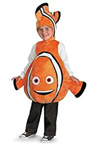 Disguise Disney Finding Nemo Deluxe Kinderkost-m One-Size