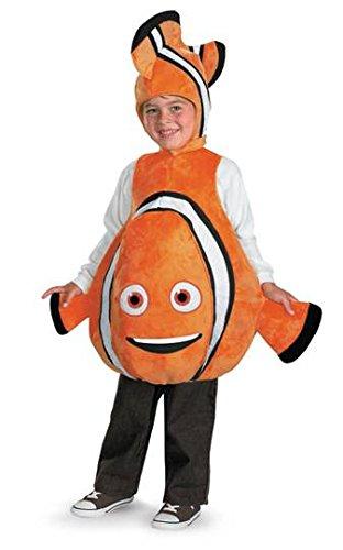 Disney pixar's finding nemo deluxe nemo boys costume