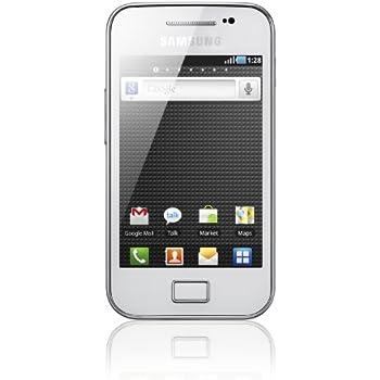 Samsung Galaxy Ace GT-S5830i Blanc: Amazon.fr: High-tech
