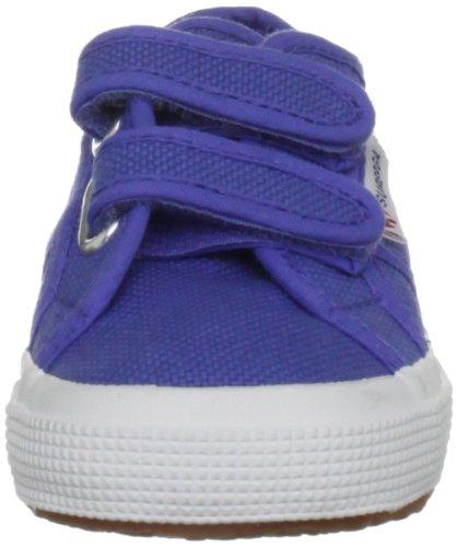 Superga 2750 Jvel Classic, Sneakers Basses mixte enfant Bleu (Rot 8)