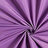 Fabulous Fabrics Mikrofaser TAFT – rotlila — Meterware