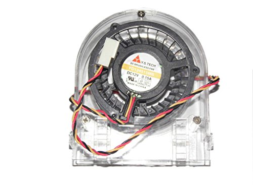 Y.S. Tech 45 mm yd124515mb 12 V 0,15 A 3 Draht für Asus x48 Motherboard Bios Fan (Ys Bio)