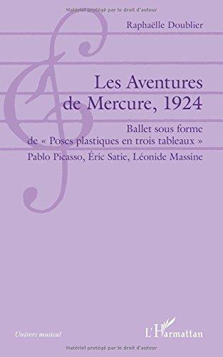 Les Aventures de Mercure, 1924