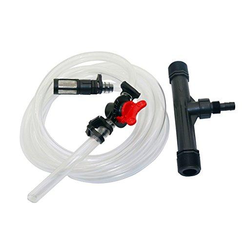Adhere To Fly Bewässerung Venturi Dünger Kit Mischer Injektoren mit Schalter Filter (1 inch) -