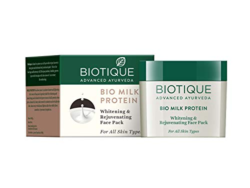 Biotique Bio Milk Protein Face Pack (50GM)