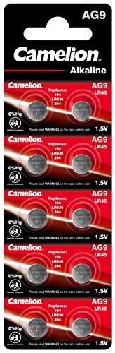 Camelion 12051009Pilas sin Mercurio, alcalinas, de botón,...