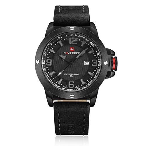 FXXUK Damen Armbanduhr Quarz 30M Wasserdicht/Wasserdicht Kalender/Datum/Tag Cooles Edelstahlband Analog Elegante Uhr,Gray