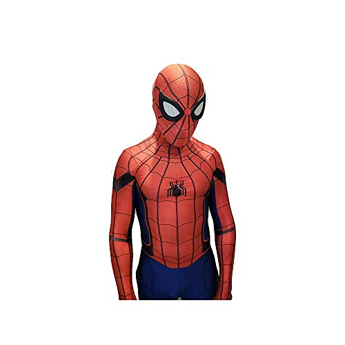 Kinder Rächer Kostüm - Spider-Man Cosplay Costume Homecoming Avengers (Extra klein)