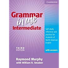Grammar in Use Intermediate Student's Book with Answers , Korean Edition: Self-Study Reference and Practice for Students of American English