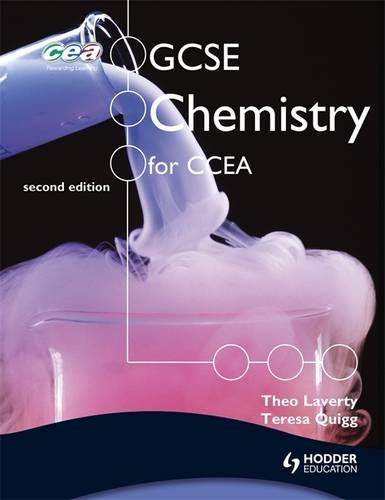 GCSE Chemistry for CCEA 2nd Edition