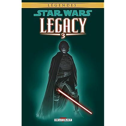 Star Wars - Legacy T03. NED : Les Griffes du dragon